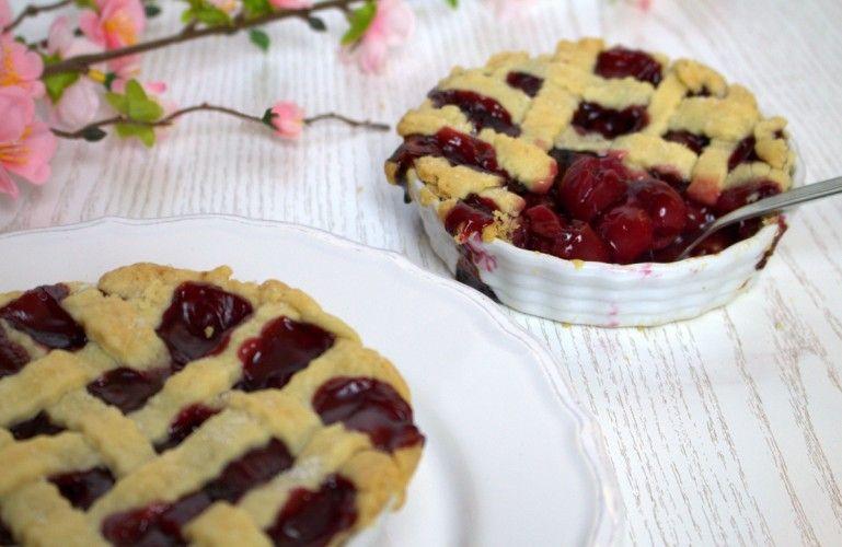 #FrauHoffmann #CherryPie #Kirschen #Pies #lecker #Törtchen #Tartelettes