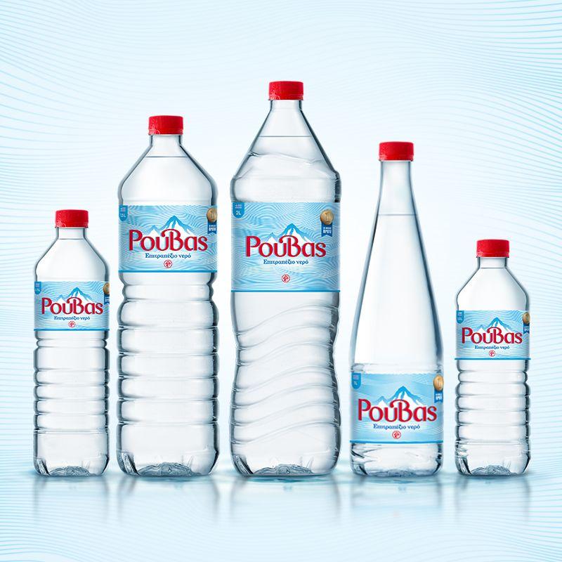 Roybas Epitrapezia Nera Apo Thn Krhthsxediasmos Shmatos Logotypoy Syskeyasiwn Pollaples Efarmogesrouvas Table Water From Cretel En 2020 Agua Mineral Minerales