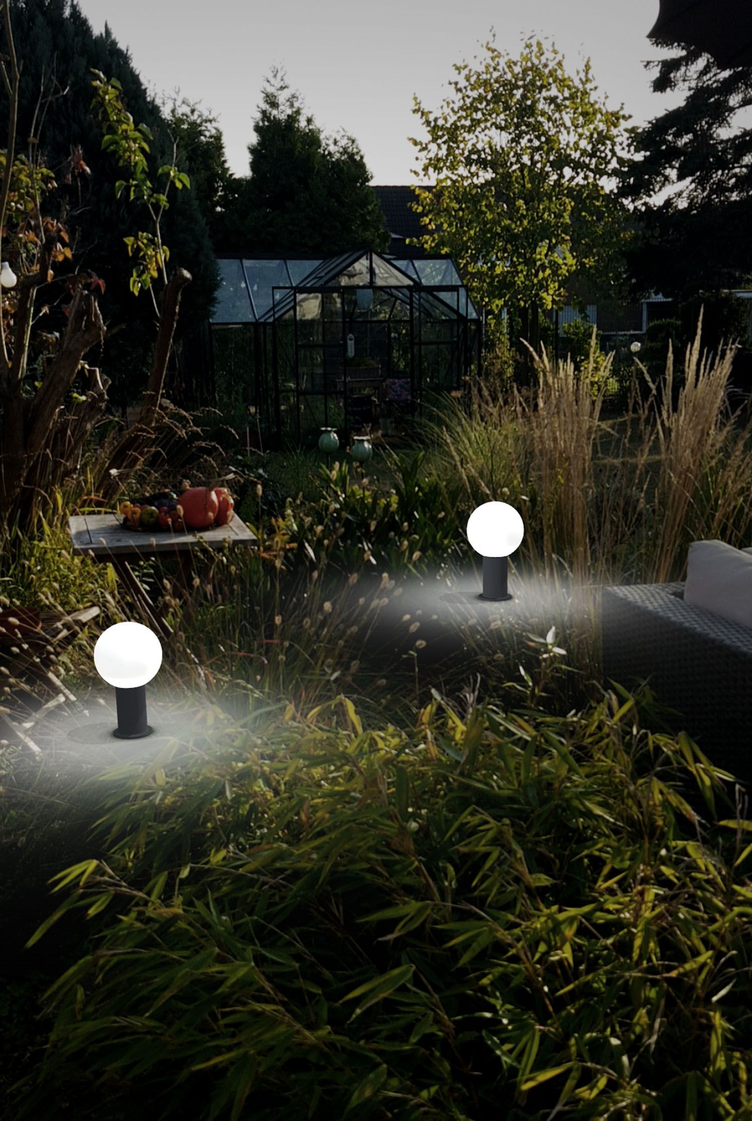 Lichtplanung Im Garten Mit Der App Bega Ar Gruneliebe In 2020 Garten Lichtplanung Licht