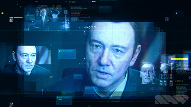 Design, Motion Graphics, Animation, UI for Call of Duty: Advanced Warfare | spov.tv