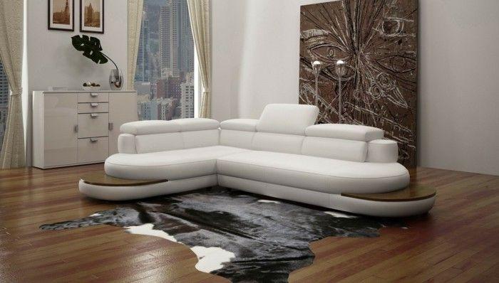 Le canapé du0027angle arrondi, comment choisir la meilleure variante