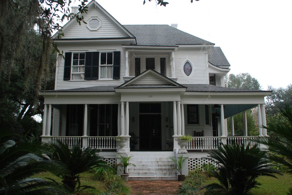 Historic Homes In Quincy Florida