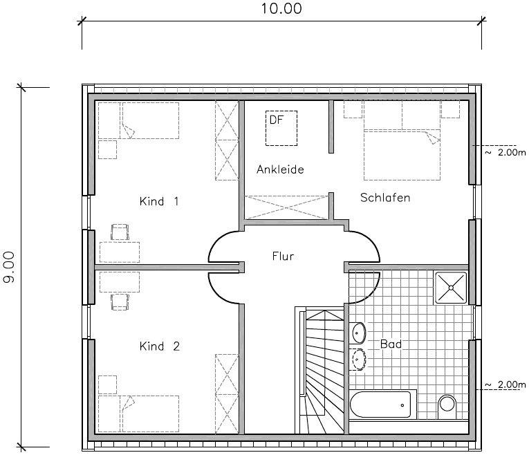 Grundriss stadtvilla 140 qm  stadtvilla-grundriss-140-rjfuwfutt.jpg 765×658 Pixel | Grundrisse ...