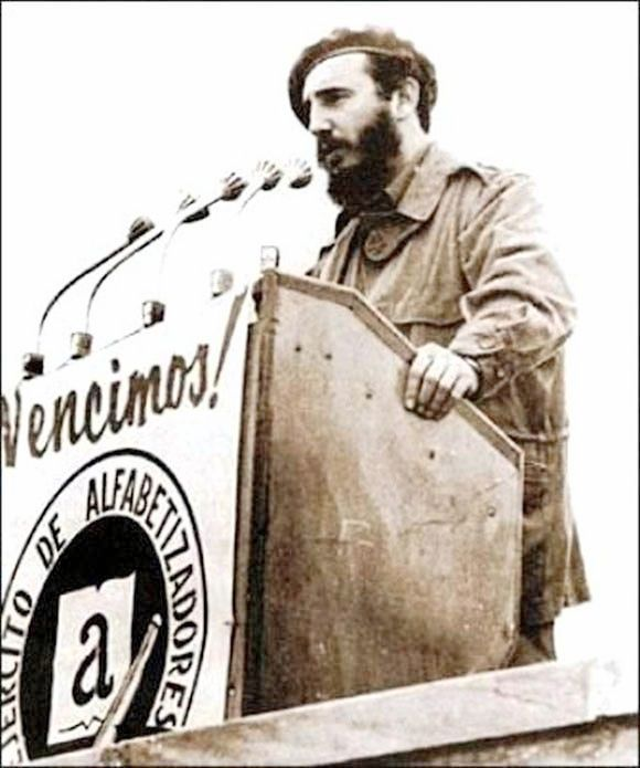 FIDEL CASTRO - UNBOWED.CUBA island of freedom #cubaisland