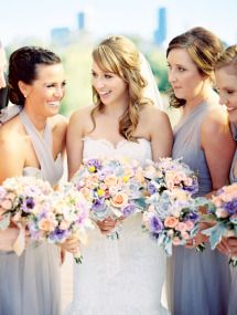 Bridesmaids Photos and Ideas - Style Me Pretty Weddings - Page - 9