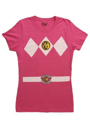 dcf42c167dd You can have one interesting superhero costume on your hands with these Mighty  Morphin Power Ranger costumes