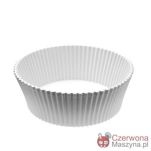 Miska na sałatę Eno studio Zigzag Ø 28 cm, biała - CzerwonaMaszyna.pl