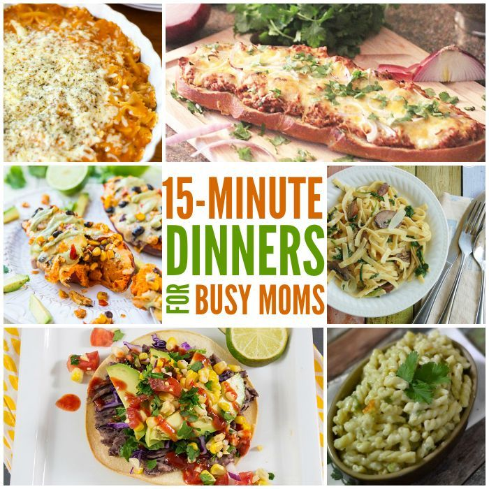 Dinner made easy 15 meals you can make in 15 minutes or less dinner made easy 15 meals you can make in 15 minutes or less forumfinder Gallery