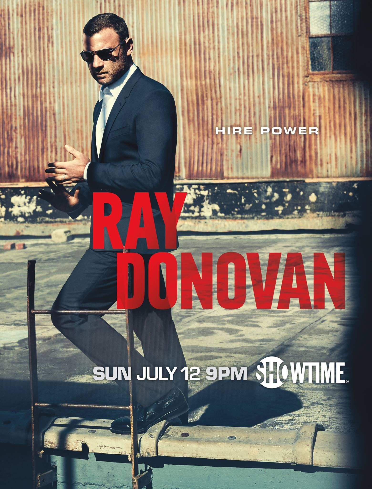 Ray Donovan Mega Sized Movie Poster Image Internet Movie Poster Awards Gallery Ray Donovan Best Tv Shows Tv Series 2013