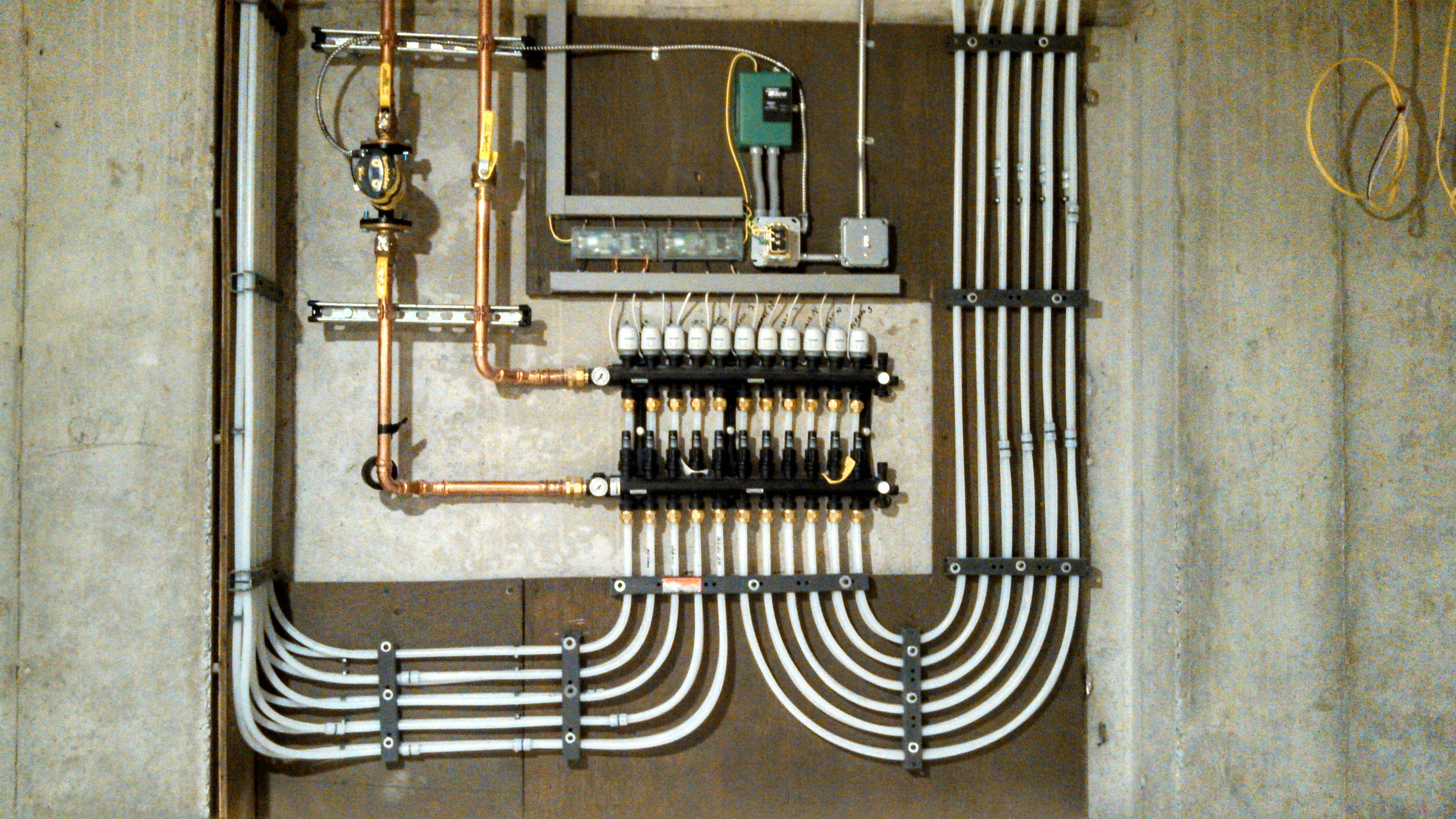 Basements · Radiant Heating ...