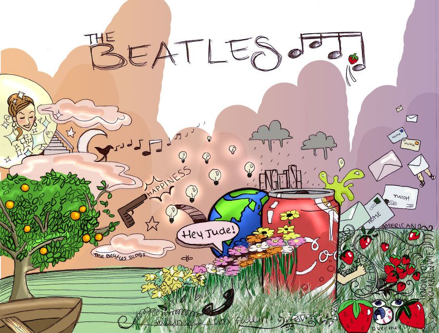 °°Beatles-Creativo°°