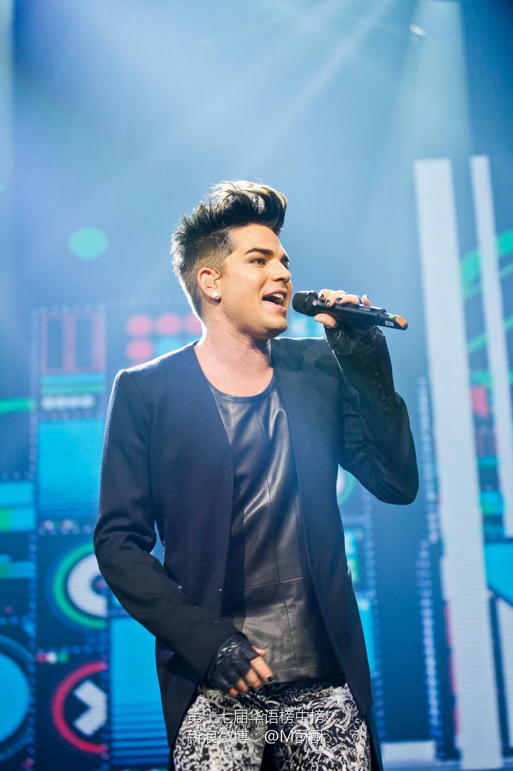 Alidol On Adam Lambert Singer Actor