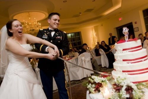 Us Marines Dress Blues Wedding All About Military Weddings Planning Traditions Ideas
