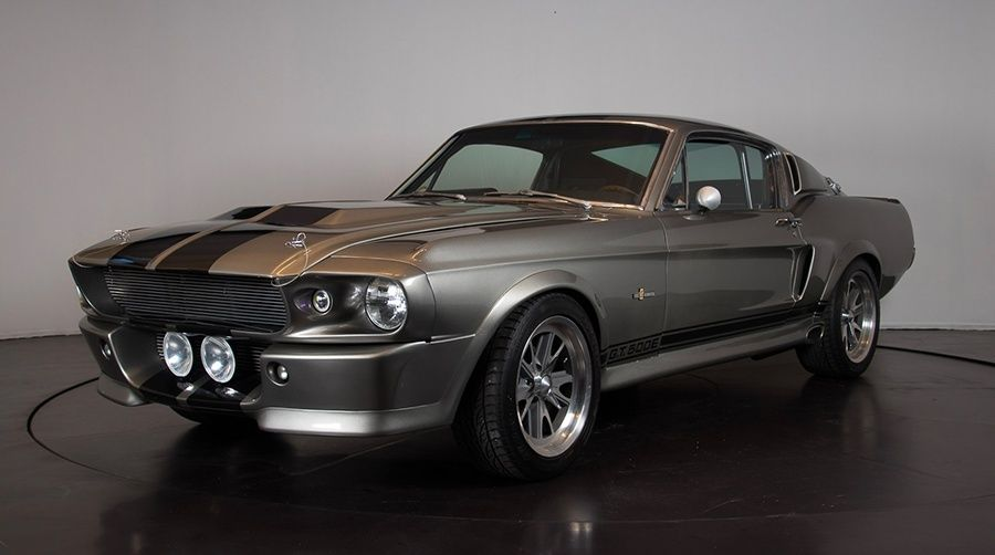 1968 Ford Mustang Shelby Gt500 Eleanor Classic Driver Market
