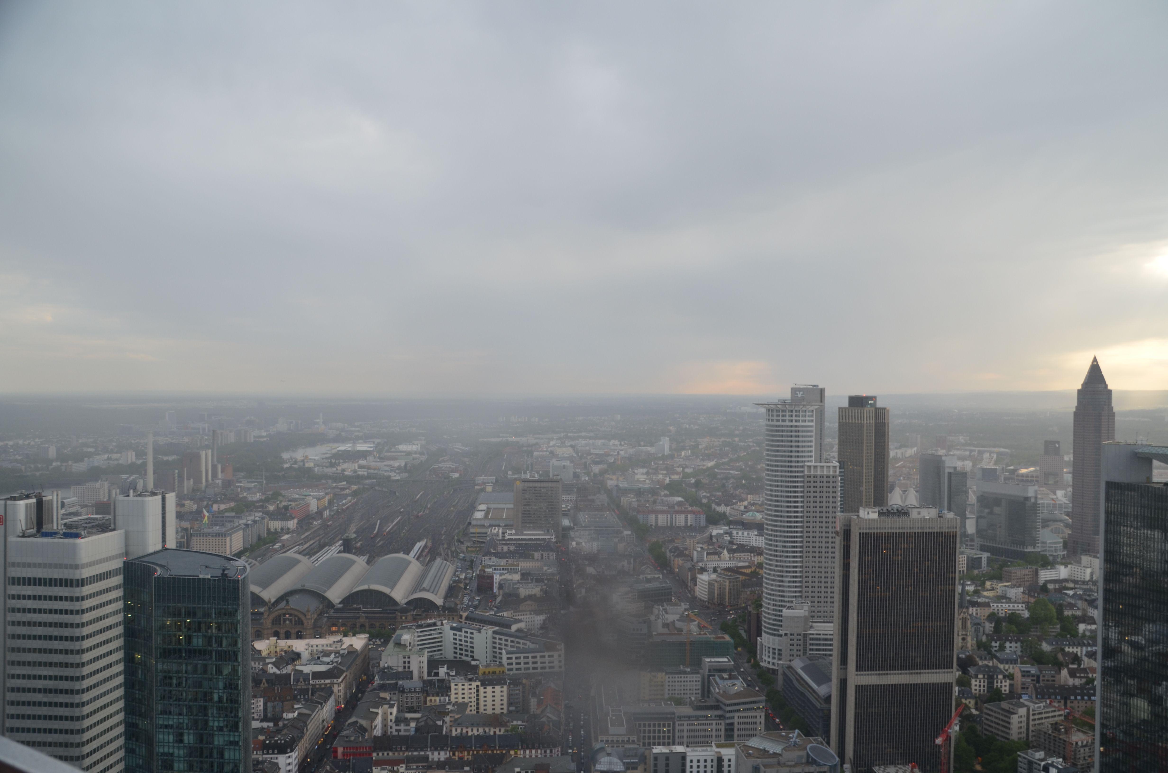 Frankfurt am Main. Main Tower.