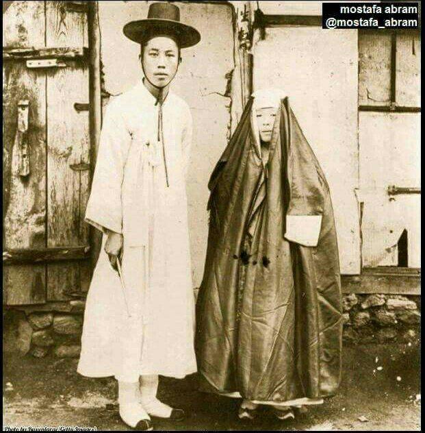 Baju Adat Korea Selatan