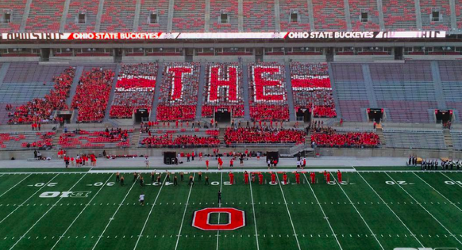 Here S The Annual Block O Preseason Picture Ohio State Ohio Buckeye Nation