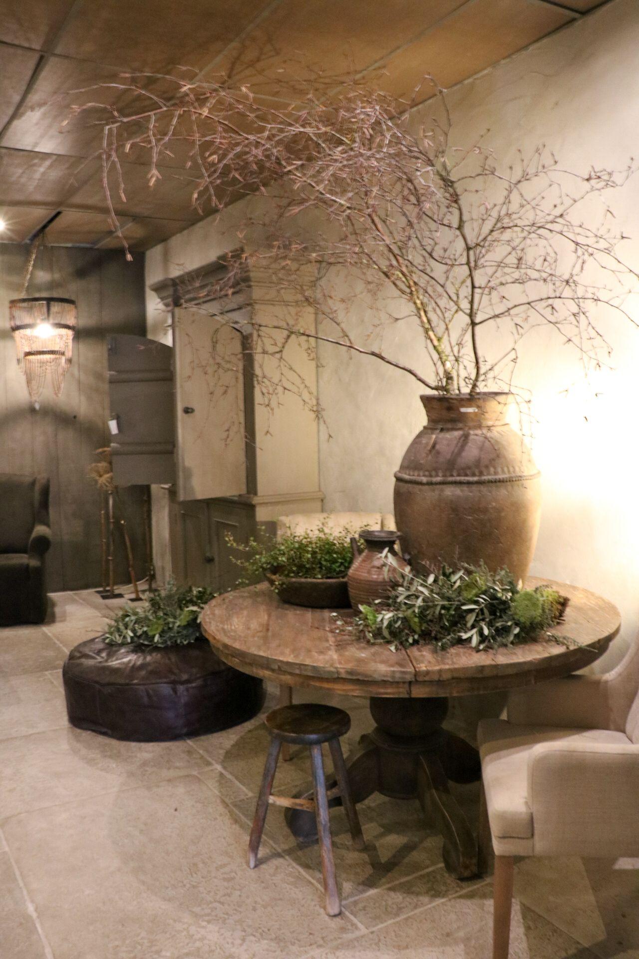 warme omgeving met het juiste licht prachtig interieur countrydecoratie rustieke inrichting landelijk wonen