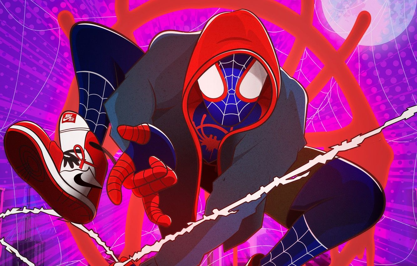 Miles Morales Poster Google Search Spiderman, Spider