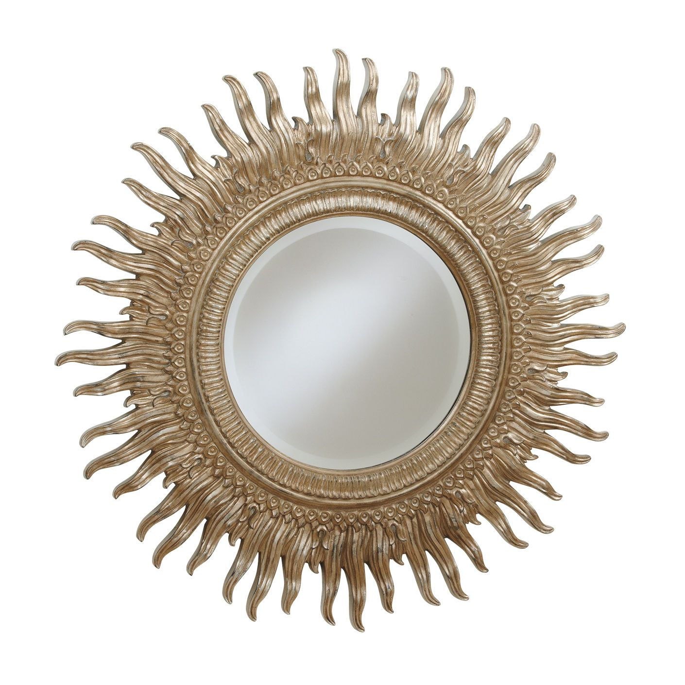 "43"" Silver Sunburst Mirror - Ethan Allen US | MC Project ..."