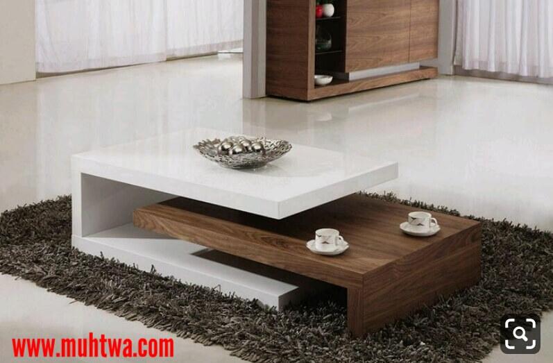 ترابيزات انتريه 2020 Coffee Table Design Table Decor Living Room Center Table Decor