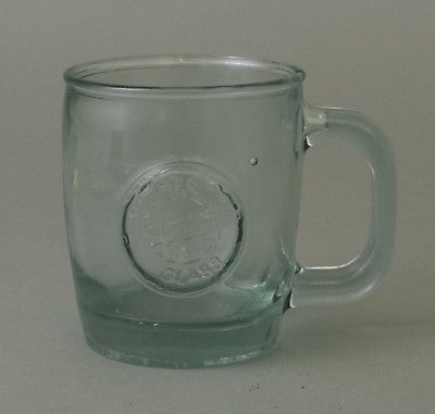 Starbucks Authentic 100 Recycled Gl Coffee Mug Made In Spain