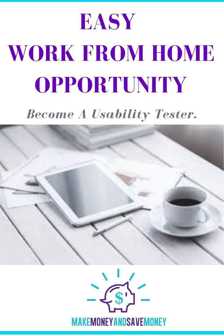 Usability Tester Job