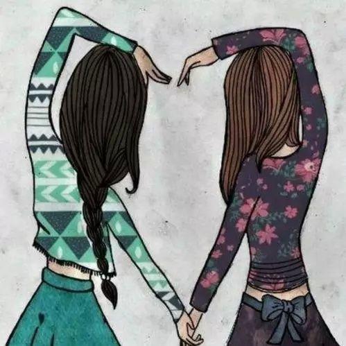 desenho de girls friends tumblr - Pesquisa Google | Imagens para ...