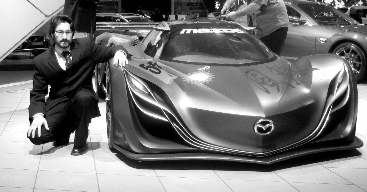 Designer Follows Passions And Dreams To Build His Own Supercar Super Cars Mazda Honda Civic Si