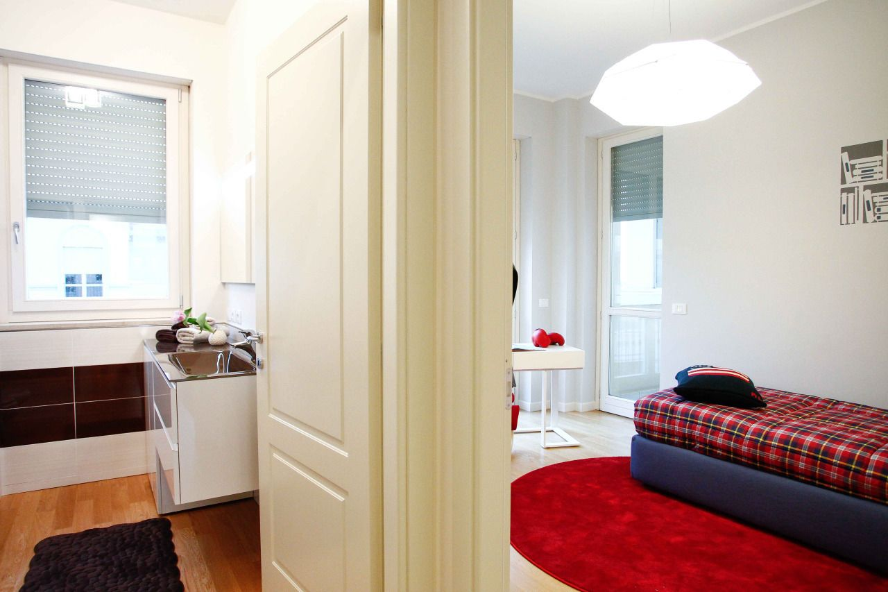 Cameretta singola ~ Casa wuhrer la camera singola con balcone ed il bagno generale