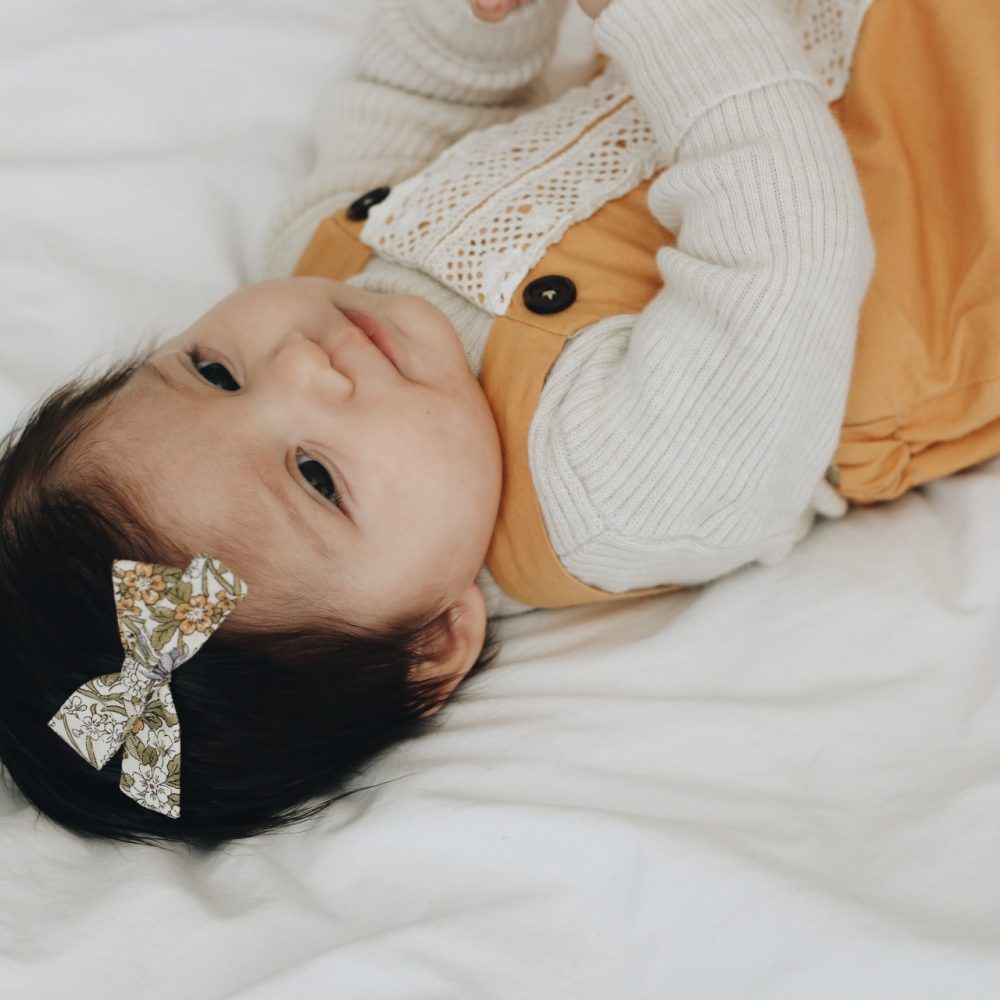 Autumn Hand Tied Bow | Gender neutral baby clothes, Billy ...