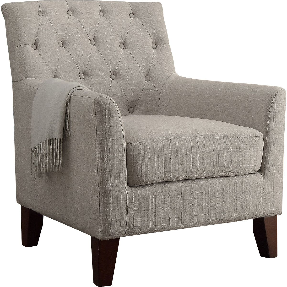 Varick Gallery Kilmersdon Tufted Armchair Youu0027ll Love | Wayfair