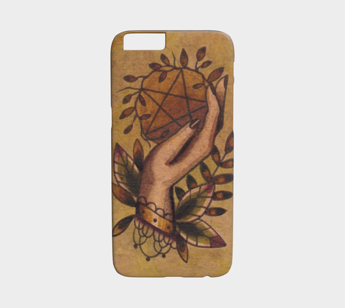 Ace of Pentacles Device Case by Alex Zgud by Studio Phi