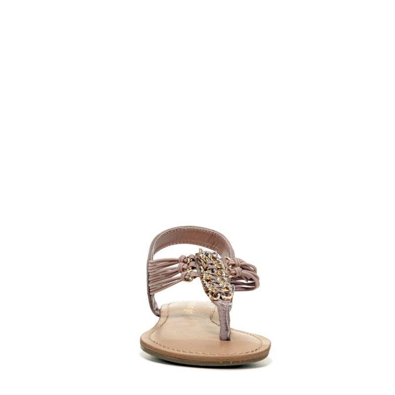 Madden Girl Women's Taffeta Sandals (Blush)