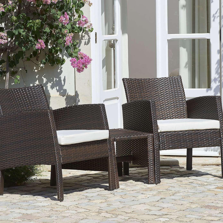 Gobi Companion Set   Dunelm   Outdoor furniture sets ...