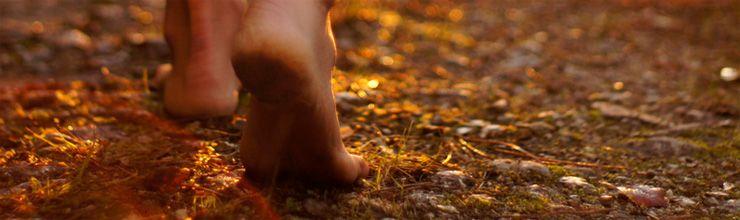 Barefoot Trail Celerina, Engadin, Grisons, Switzerland