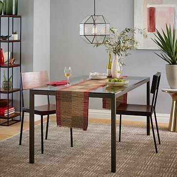 35+ West elm glass dining room table Best Seller
