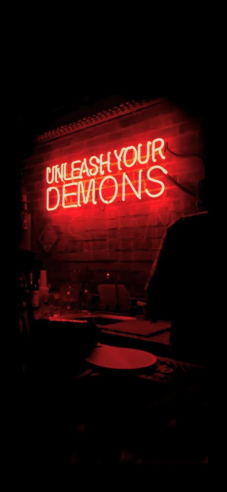 Unleash your demons, for the iX.