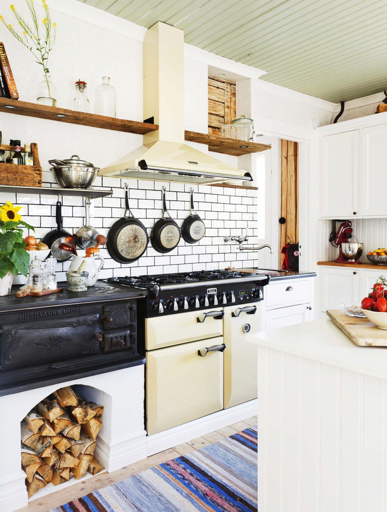 Charming Swedish Cottage   Swedish home design   Pinterest   Swedish ...