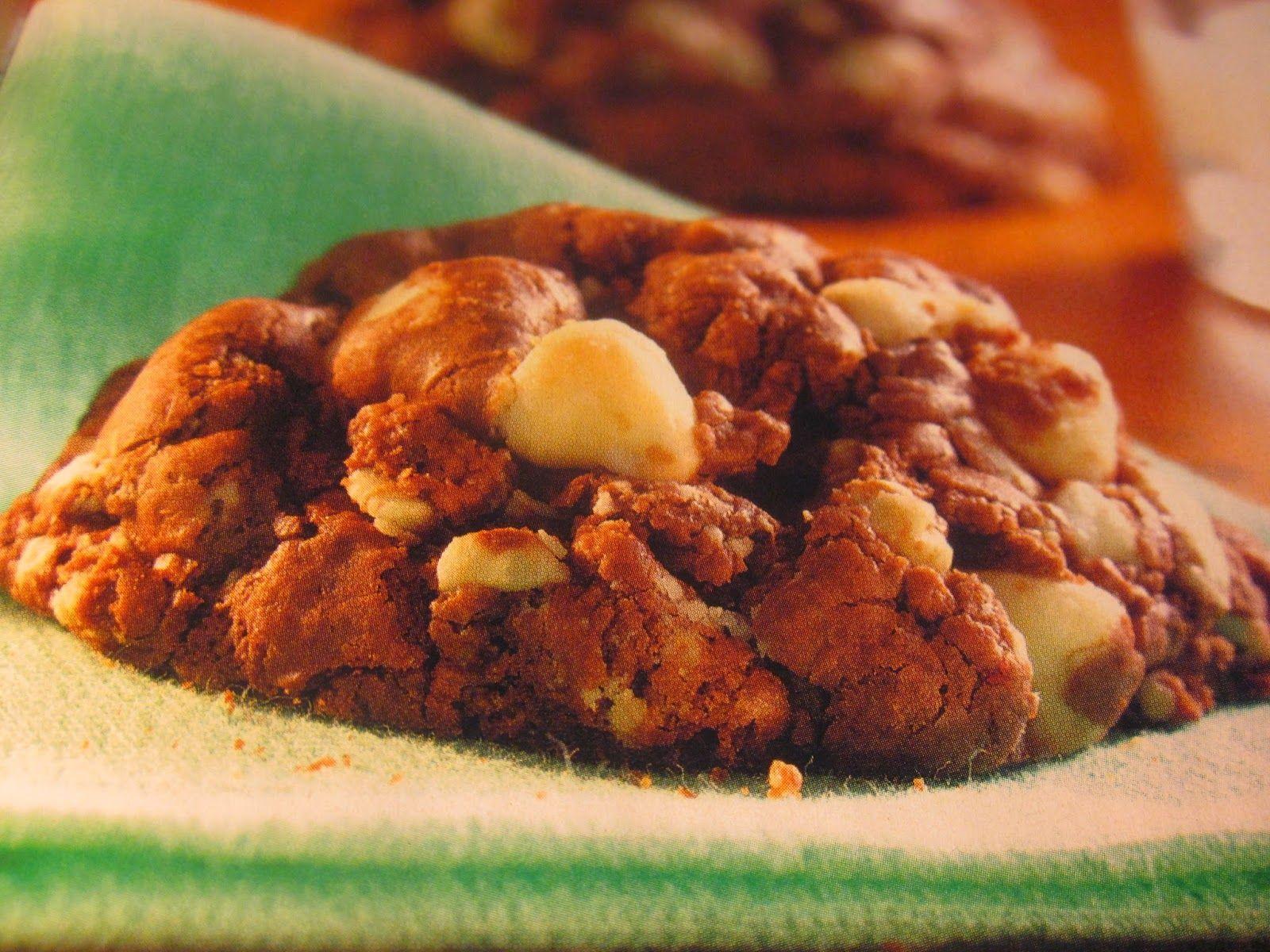 SWEET TREATS: Chocolate-Mint Fudgies