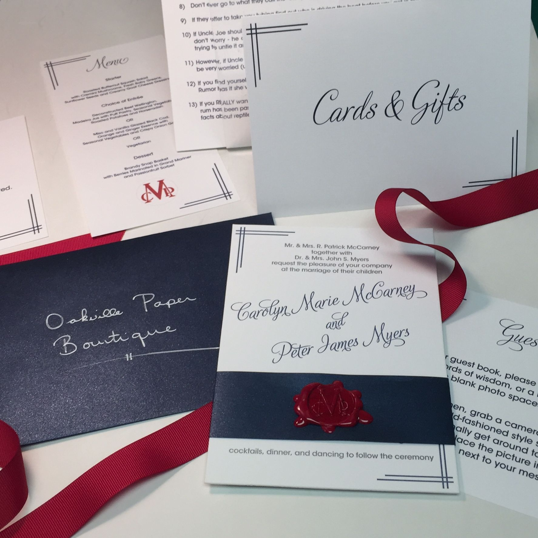 special wedding invitation | Wedding Invitations | Pinterest ...