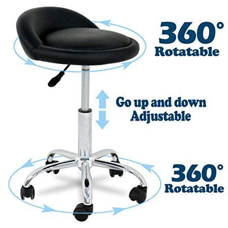 Strange Swivel Drafting Stool Black Ergonomic Rolling Chair Bralicious Painted Fabric Chair Ideas Braliciousco