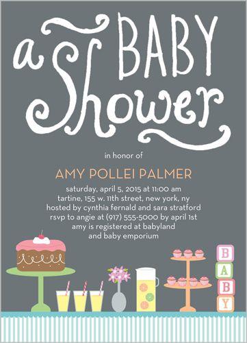 Create Easy Shutterfly Baby Shower Invitations