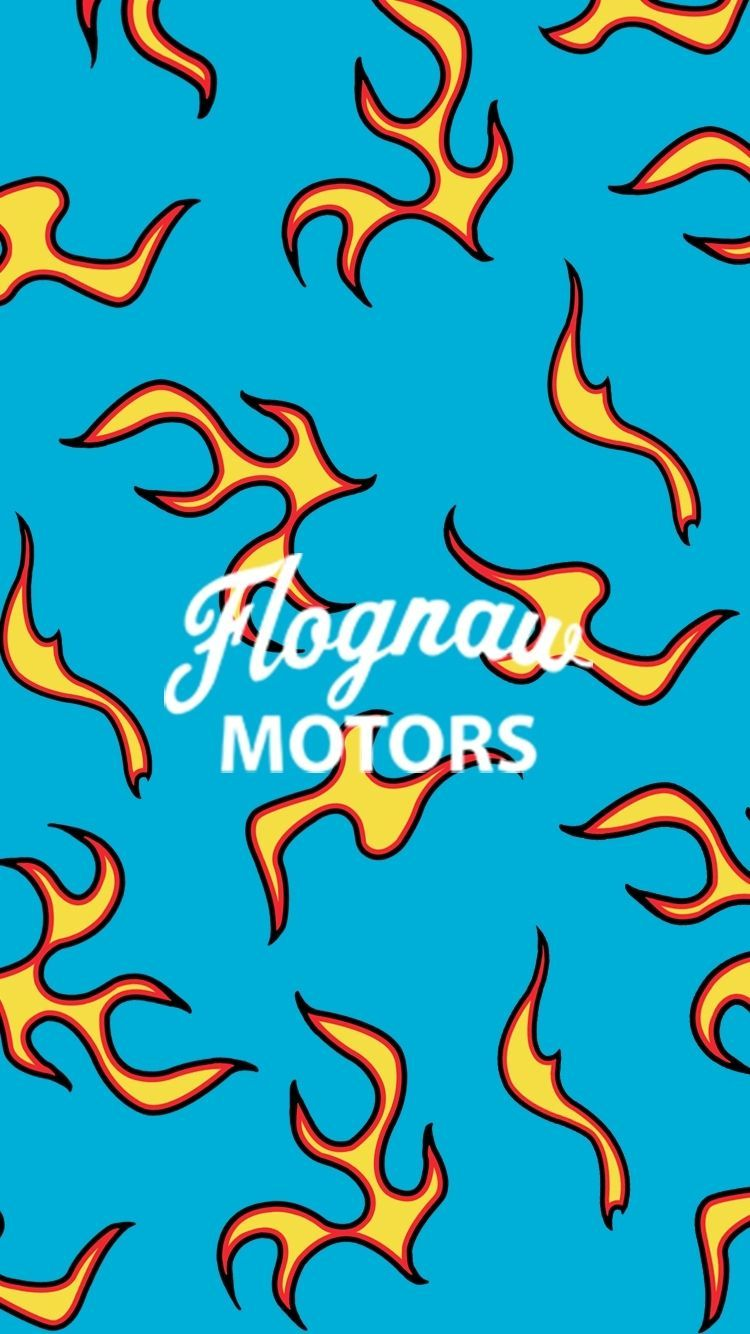 Awesome Golf Wang Flames Wallpapers - WallpaperAccess