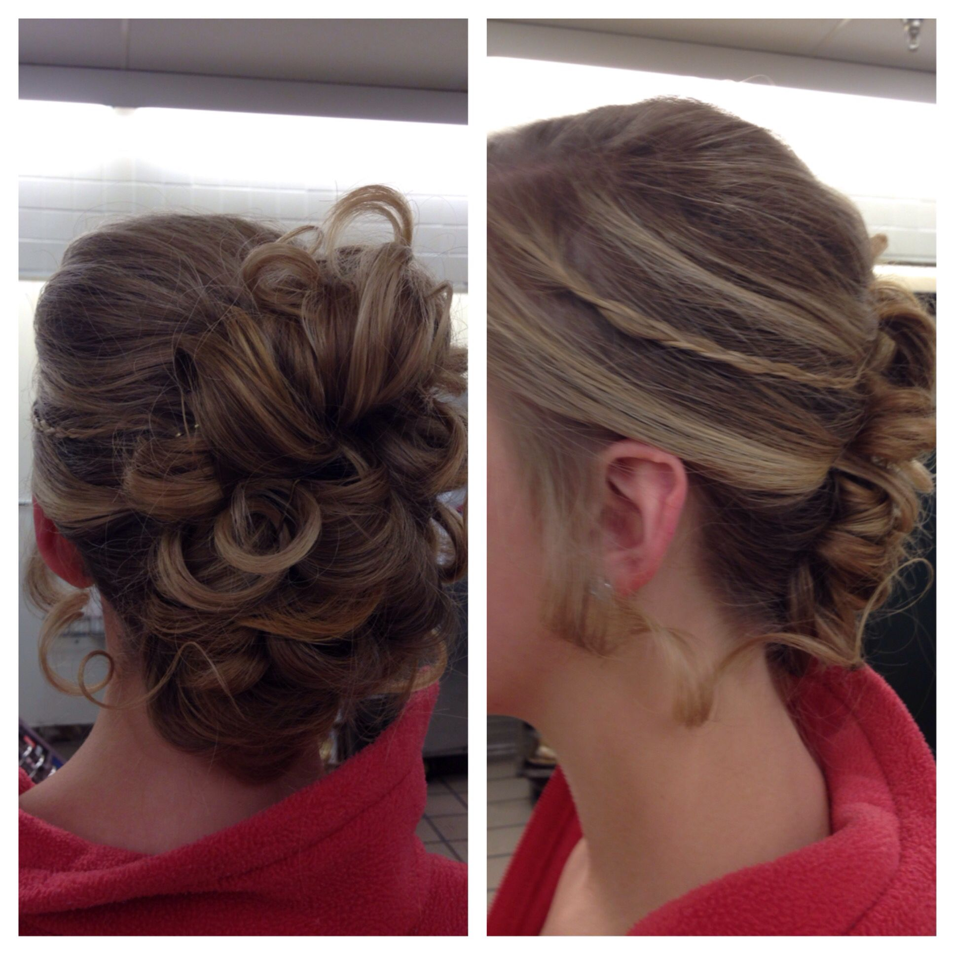 Cute homecoming hair style hair styles pinterest homecoming