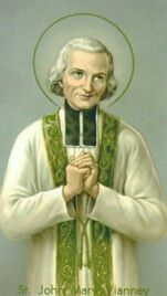 """""""When you go to confession, you must understand what it is you are about to do; you are about to un - nail Our Lord."""" - St John Vianney"""