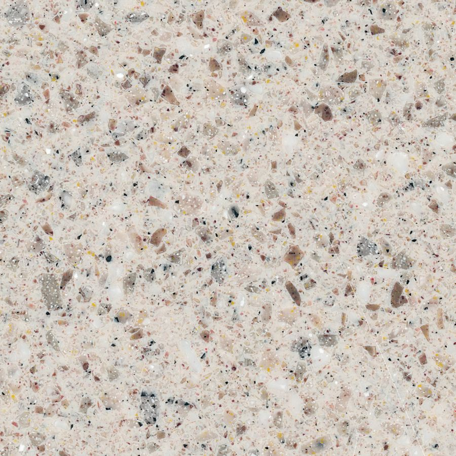 Lg Hi Macs Populus Solid Surface Kitchen Countertop Sample