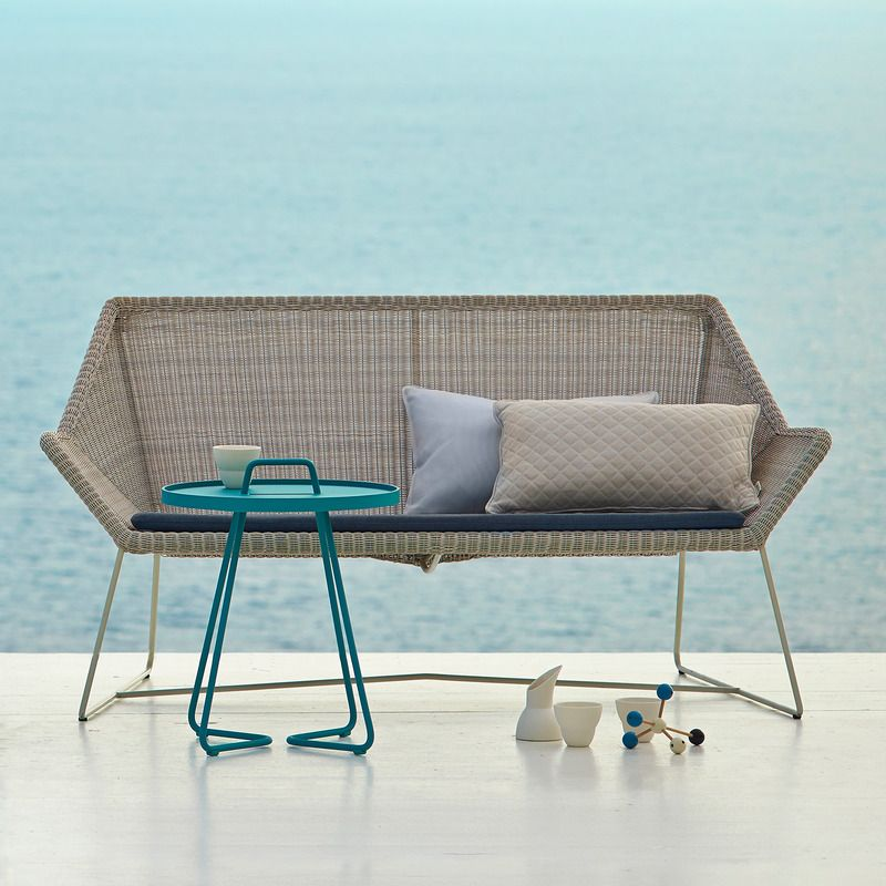 Breeze 2 Seater Lounge Sofa In 2020 Lounge Sofa Outdoor Sofa Sofa