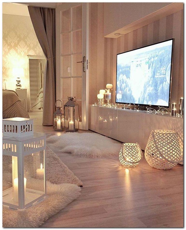 50+ Cozy TV Room Setup Inspirations - The Urban Interior ...