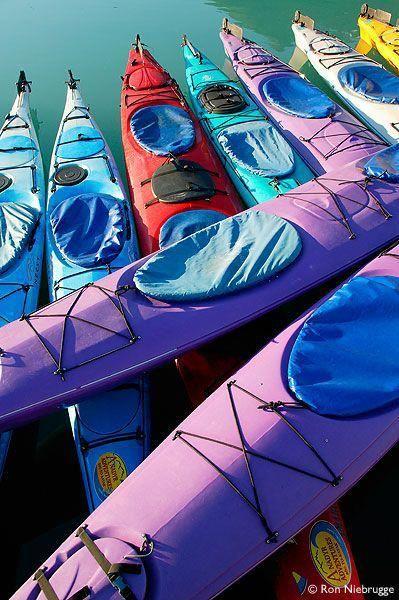 Kayak Camping Destination Florida